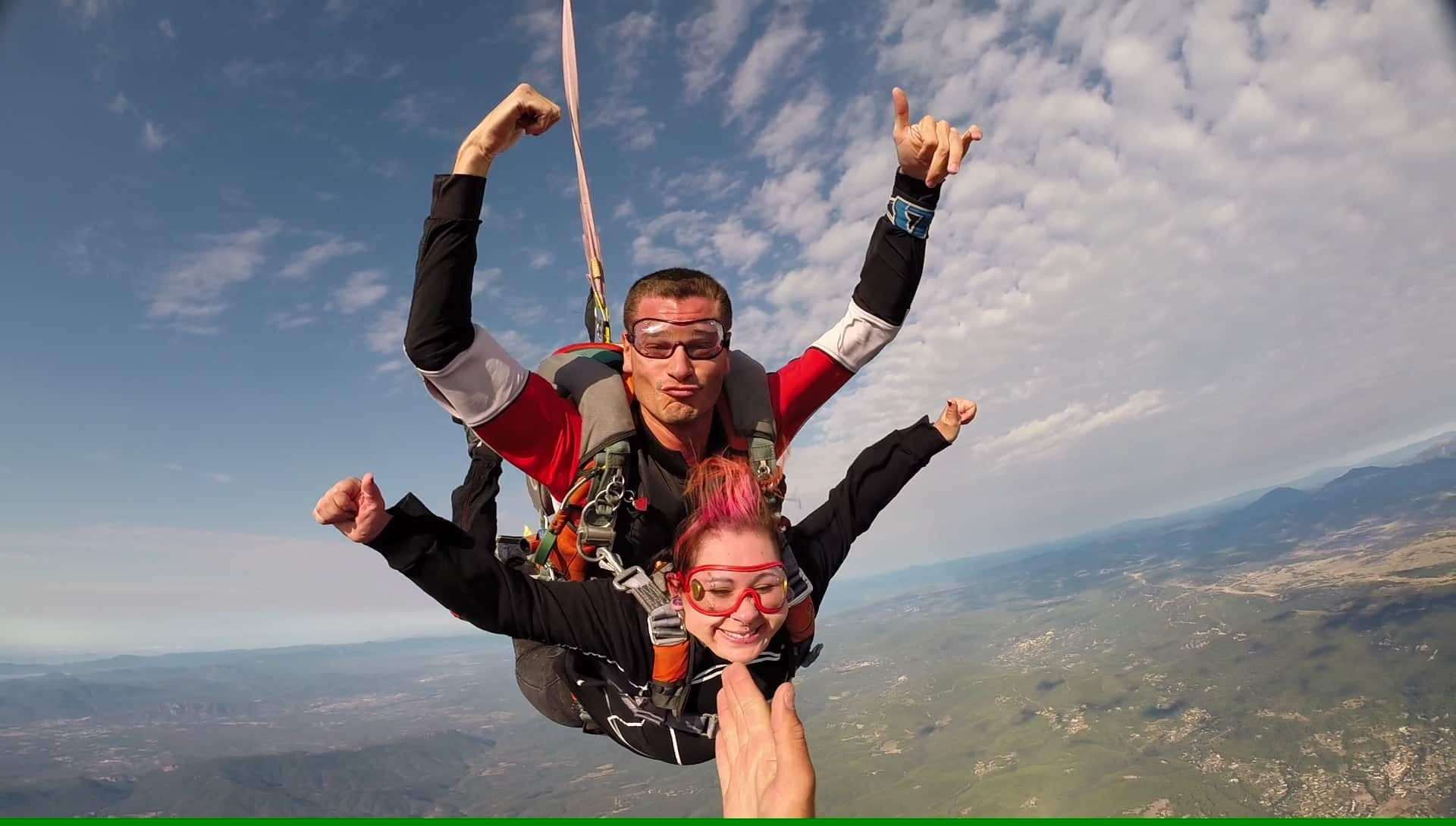 parachutisme 3r