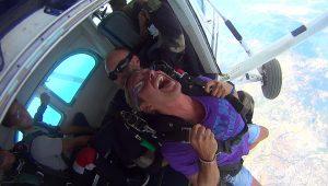Saut en Parachute Fayence, Var, PACA à la limite des Alpes-Maritimes