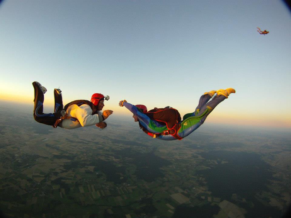 parachutisme pac
